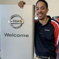Ricardo Holloway at Nissan of Streetsboro