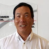 Brian  Young at Gainesville Nissan
