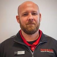 Alex Kuhn at Gainesville Nissan - Service Center