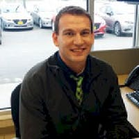 Brandon Avery at Walker's Renton Mazda