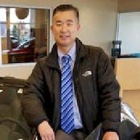 Doug Truong at Walker's Renton Mazda