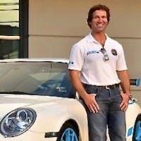 Jonathan D. Wein at Jack Daniels Porsche