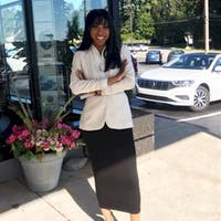 Zelia  Johnson at Volkswagen of Newtown Square