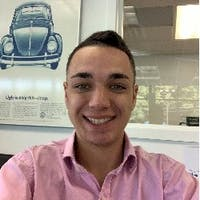Josh Koumaras at Volkswagen of Newtown Square