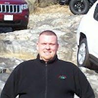 Chris Henrich at Croton Auto Park