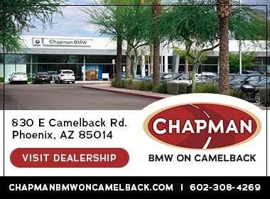 Chapman BMW On Camelback, Phoenix, AZ, 85014