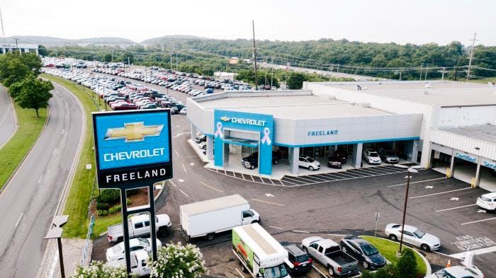 Freeland Chevrolet Superstore, Antioch, TN, 37013