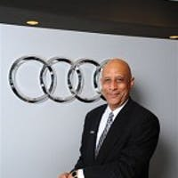 Terry McCarns at Audi Dominion