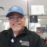 Charlie Waller at Crown Acura