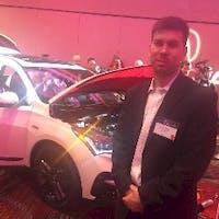 Brett Forcini at Crown Acura