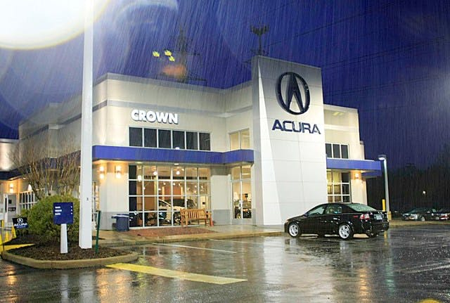 Crown Acura, Greensboro, NC, 27407