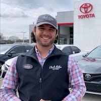 Brandon De Leon at Chuck Hutton Toyota