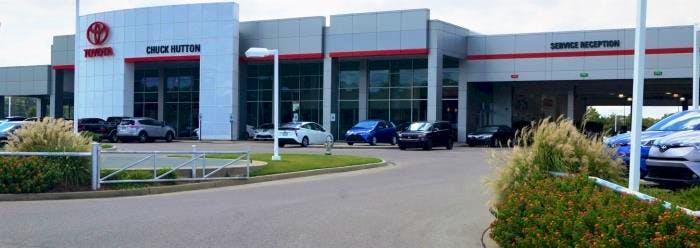 Chuck Hutton Toyota, Memphis, TN, 38116