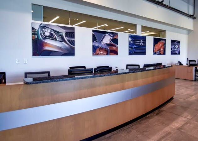 Mercedes-Benz of Barrington, Barrington, IL, 60010