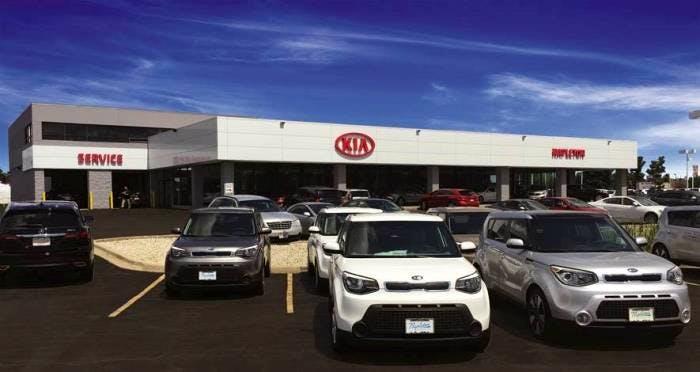 Ed Napleton Kia >> Napleton S Kia Of Elmhurst Kia Service Center