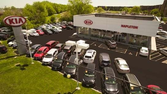 Napleton River Oaks >> Napleton S River Oaks Kia Kia Service Center Dealership