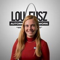 Jessica Madding at Lou Fusz Kia