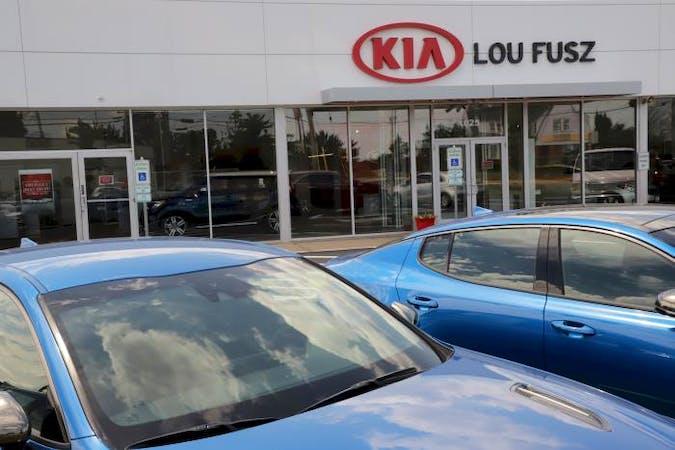Lou Fusz Kia, St. Louis, MO, 63132