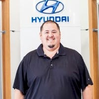 Steve  Enriquez at Temecula Hyundai