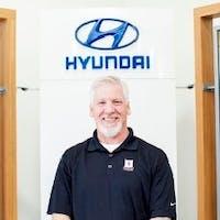 John Hudson at Temecula Hyundai