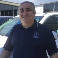 Alex Fathi at Temecula Hyundai