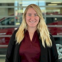 Jenna Sellstrom at Crown Buick GMC