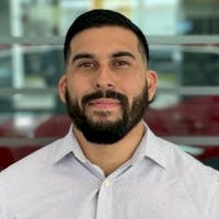 Jose Moradel at Crown Buick GMC