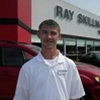 Austin Burns at Ray Skillman Auto Mall