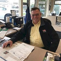 Ron  Duda at Lundgren Honda of Greenfield