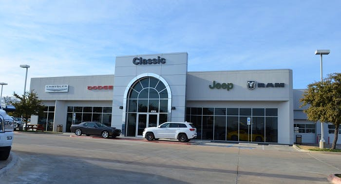 Classic Chrysler Jeep Dodge Ram of Denton, Denton, TX, 76210