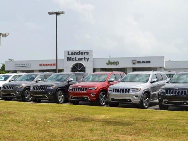 Landers McLarty Dodge Chrysler Jeep Ram, Huntsville, AL, 35806