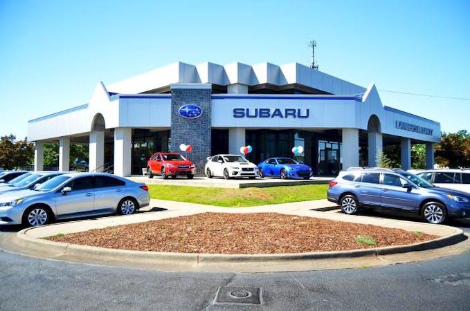 Landers McLarty Subaru, Huntsville, AL, 35816
