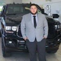 Bryan Sleeman at Moritz Chrysler Jeep Dodge Ram