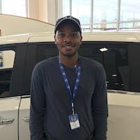 Chris  Thornton at Crown Honda of Greensboro