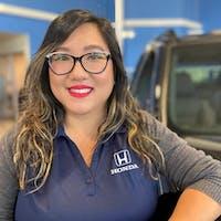 Vicki Huynh at Honda of Abilene