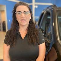 Severina  Powell at Honda of Abilene