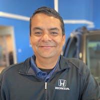 Ruben Yanez at Honda of Abilene