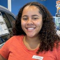 Baylee  Rodriquez at Honda of Abilene