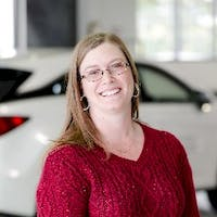 Angela Hoover at Charles Barker Lexus Newport News