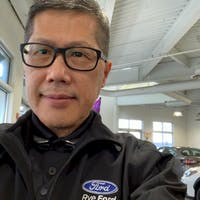 Lester Li at Rye Subaru