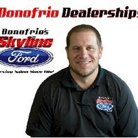 Phil McColly at Skyline's Keizer Ford