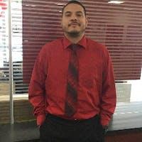 Jonathan  Martinez at Ball Honda