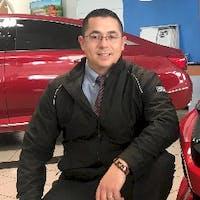 Miguel Lopez at Ball Honda