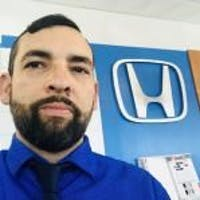 Oscar Ramos at Ball Honda