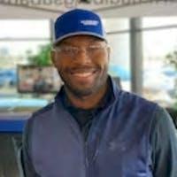 A.J. Heartfield at Hudiburg Subaru