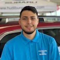 Oscar Garcia at Hudiburg Subaru