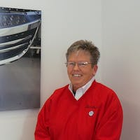 Missy  McConnell at Bud Brown Volkswagen
