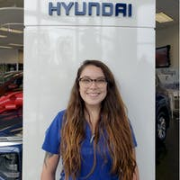 Bethany Cullen at South Point Hyundai