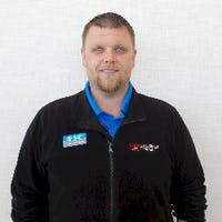 Donnie Ekstrom at Luther St. Cloud Honda