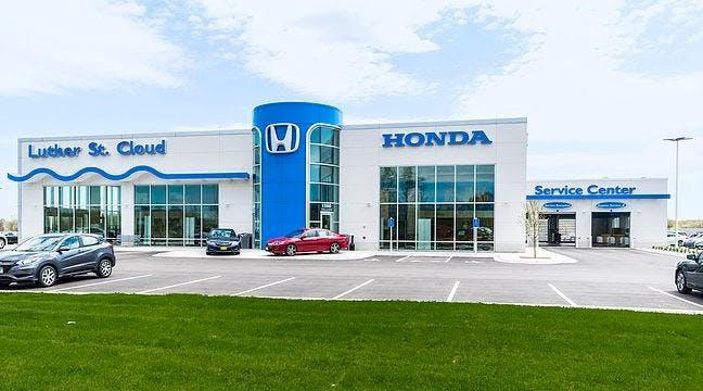 Luther St. Cloud Honda, Waite Park, MN, 56387